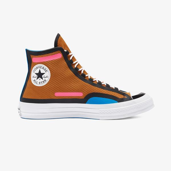 Converse Chuck 70 Trail Hi Unisex Kahverengi Sneaker