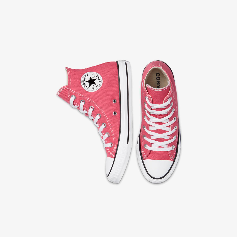 Converse Chuck Taylor All Star Seasonal Color Hi Kadın Pembe Sneaker