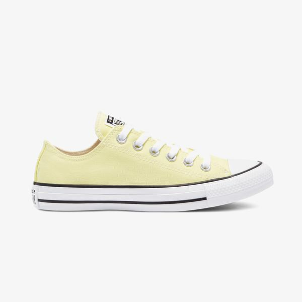 Converse Chuck Taylor All Star Pet Canvas Seasonal Color Kadın Sarı Sneaker
