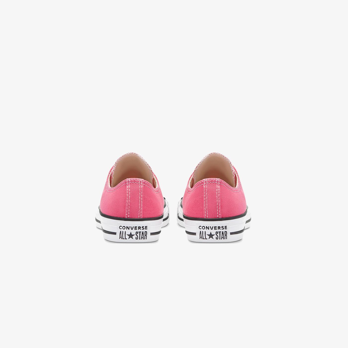 Converse Chuck Taylor All Star Pet Canvas Seasonal Color Unisex Pembe Sneaker