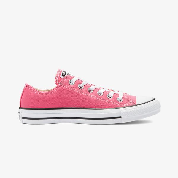 Converse Chuck Taylor All Star Pet Canvas Seasonal Color Unisex Pembe Sneaker