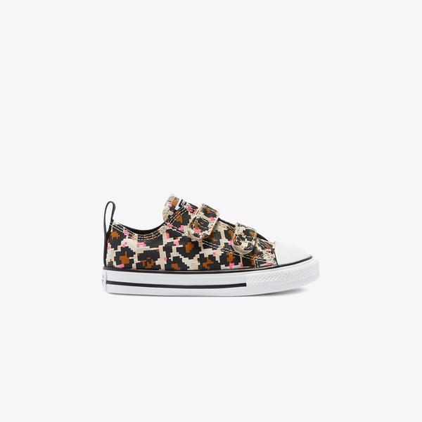 Converse Chuck Taylor All Star 8-Bit-Easy Bebek Siyah Sneaker
