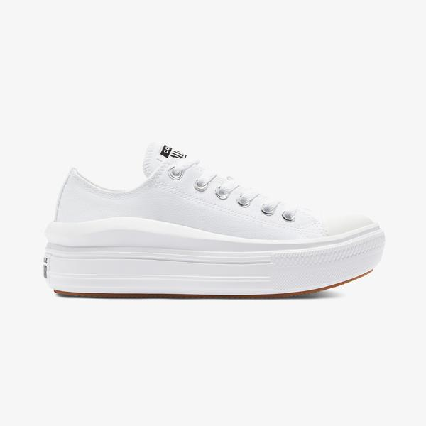 Converse Chuck Taylor All Star Move Platform Kadın Beyaz Sneaker