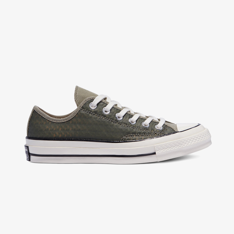 Converse Chuck 70 Crochet Twist Kadın Gri Sneaker