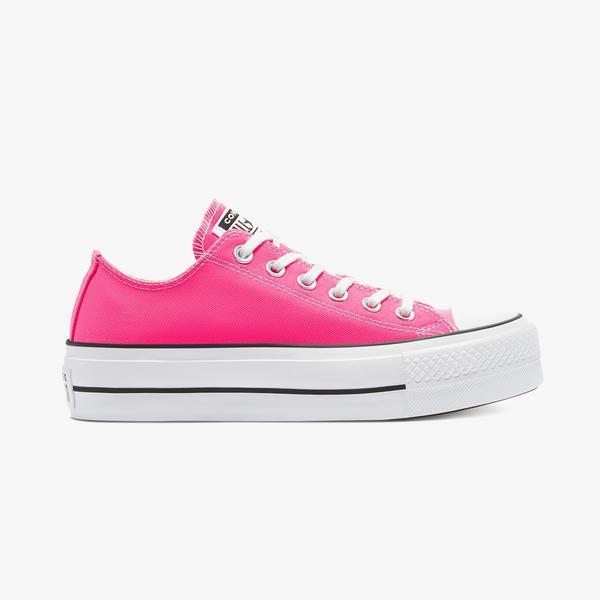 Converse Chuck Taylor All Star Platform Kadın Pembe Sneaker