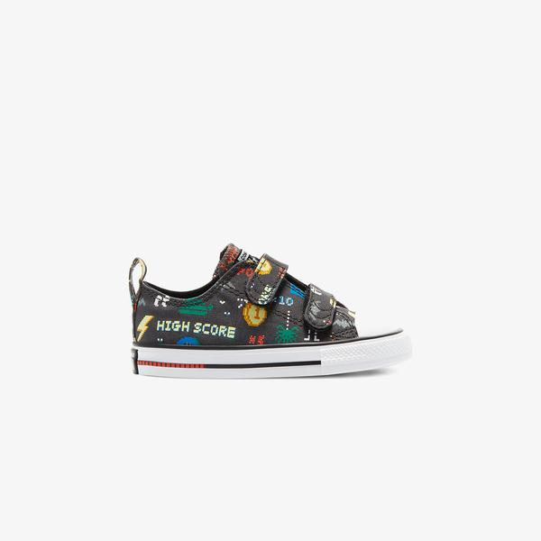Converse Chuck Taylor All Star Gamer Bebek Gri Sneaker