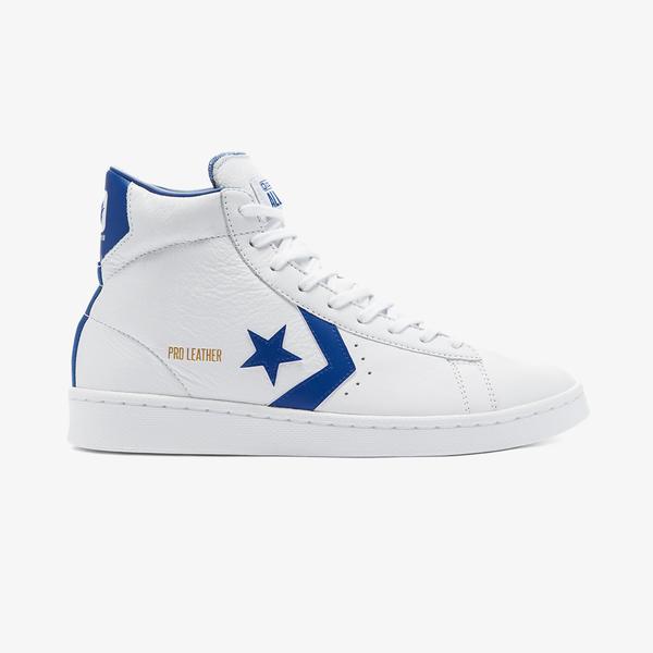 Converse Pro Leather Seasonal Hi Unisex Beyaz Sneaker