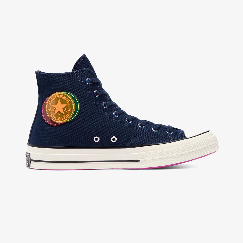 Converse Chuck 70 Heart Of The City Hi Unisex Mavi Sneaker