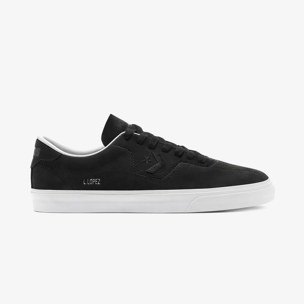 Converse Louie Lopez Pro Leather Erkek Siyah Sneaker