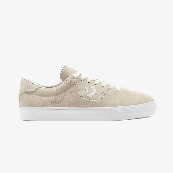 Converse Louie Lopez Pro Leather Erkek Krem Sneaker