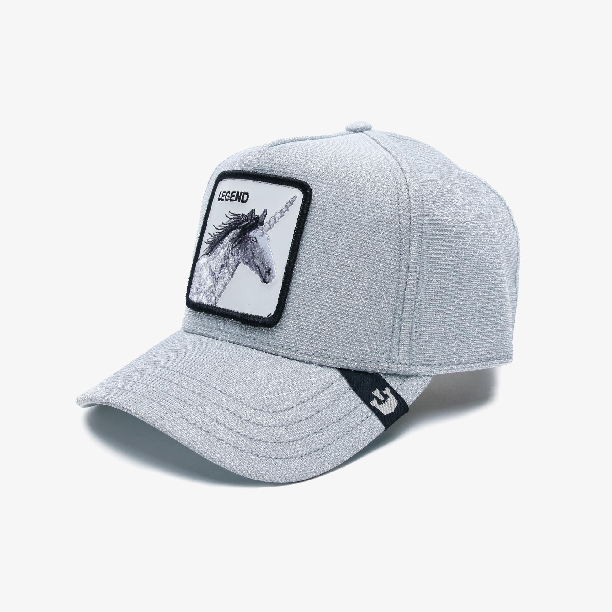 Goorin Bros Believer Unisex Gri Şapka
