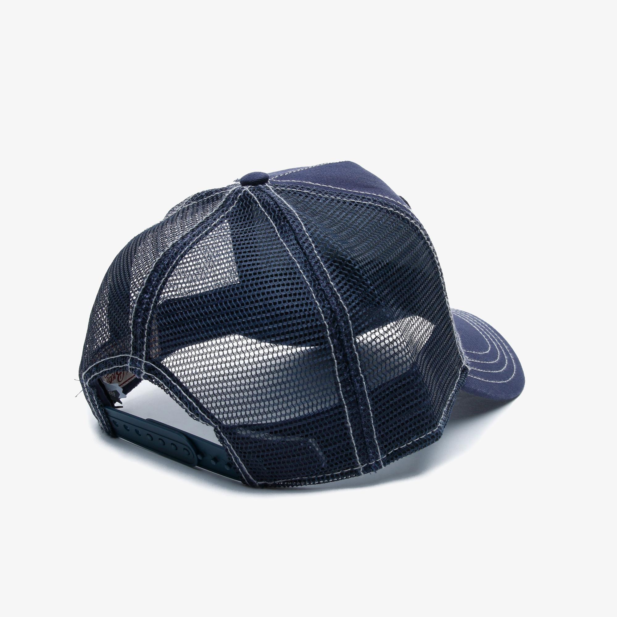 Goorin Bros Blue Bear Unisex Lacivert Şapka