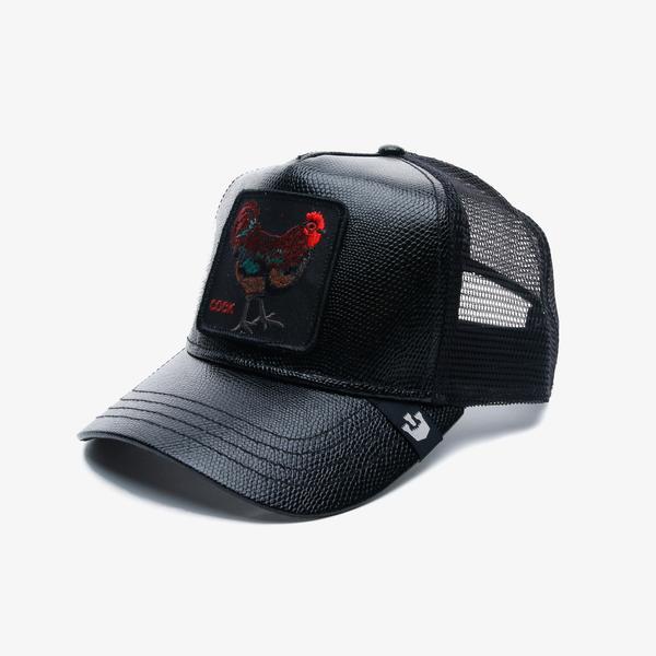 Goorin Bros Big Rooster Unisex Siyah Şapka