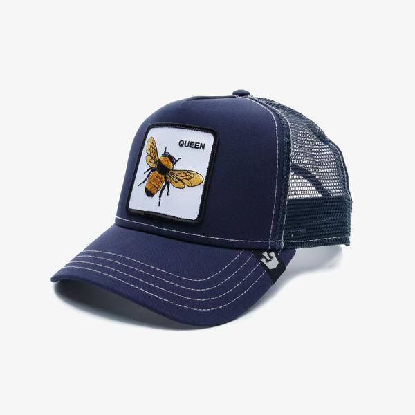 Goorin Bros Fierce Unisex Lacivert Şapka