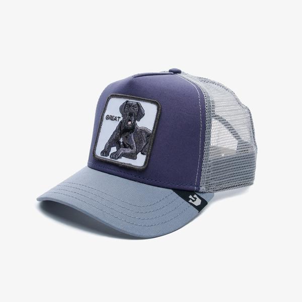 Goorin Bros Big D Unisex Gri Şapka
