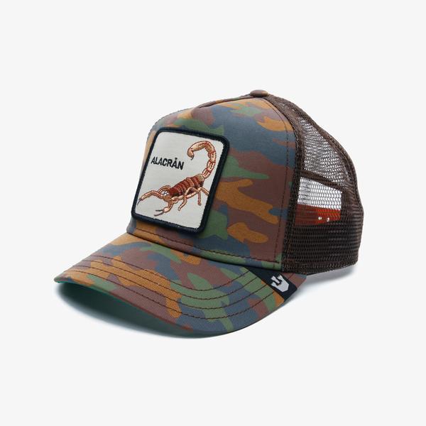 Goorin Bros Alacran Unisex Kahverengi Şapka