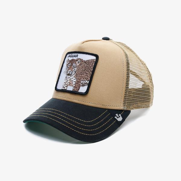 Goorin Bros Jaguar Unisex Bej Şapka