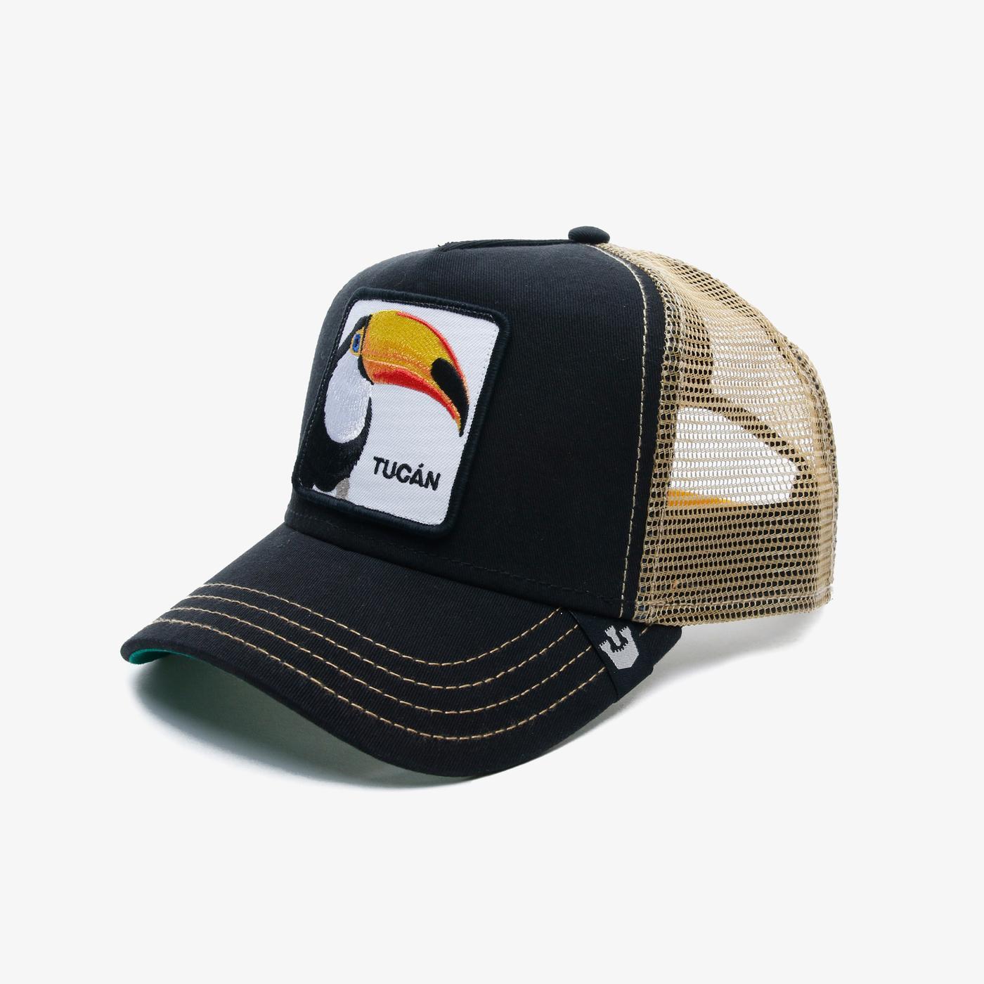 Goorin Bros Tucan Unisex Siyah Şapka