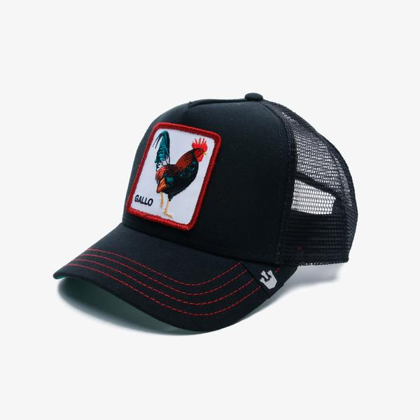 Goorin Bros Grande Gallo Unisex Siyah Şapka