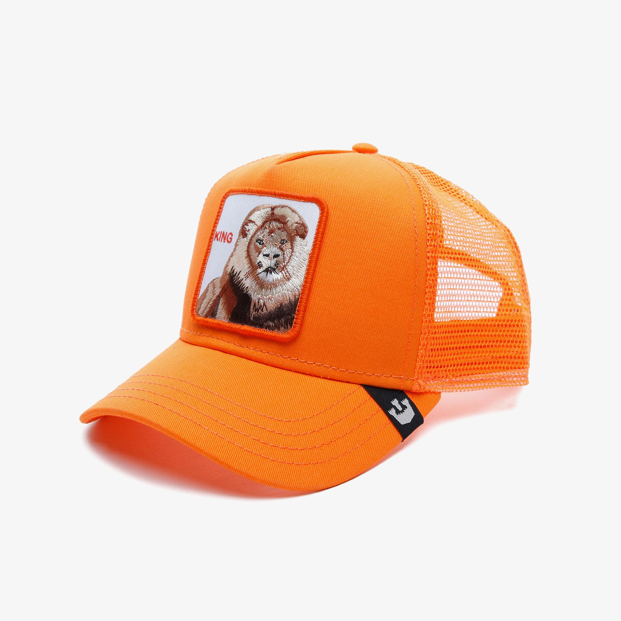 Goorin Bros Strong King Unisex Turuncu Şapka