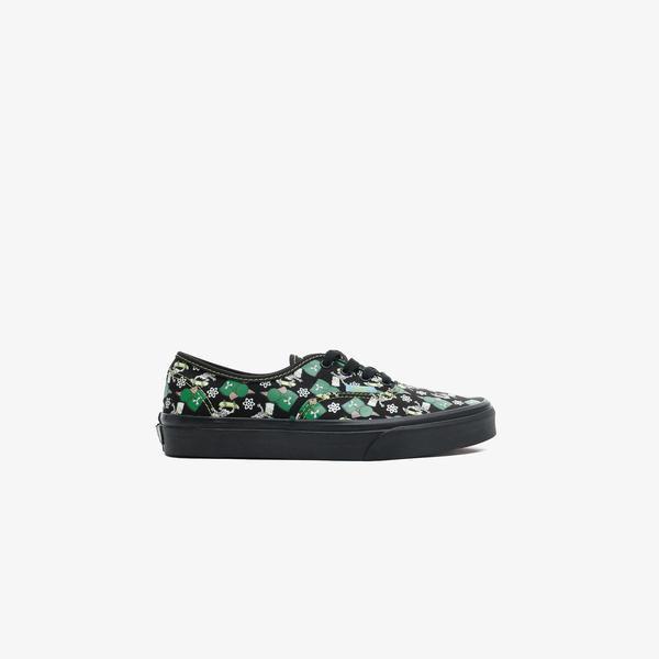 Vans x The Simpsons Çocuk Yeşil Spor Ayakkabı