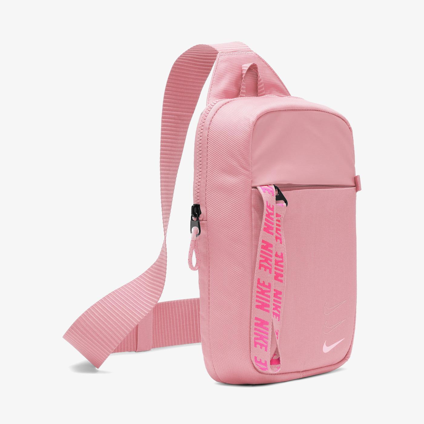 Nike Essentials Unisex Pembe Bel Çantası