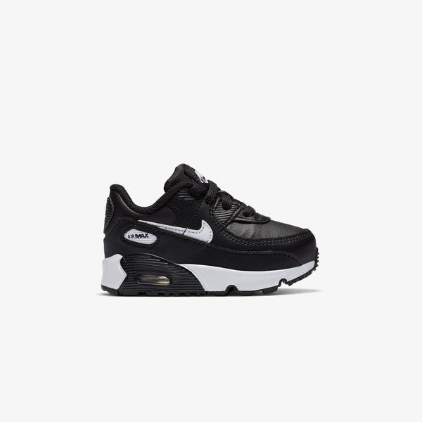 Nike Air Max 90 Ltr Bebek Siyah Spor Ayakkabı