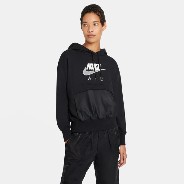 Nike Air Kadın Siyah Sweatshirt