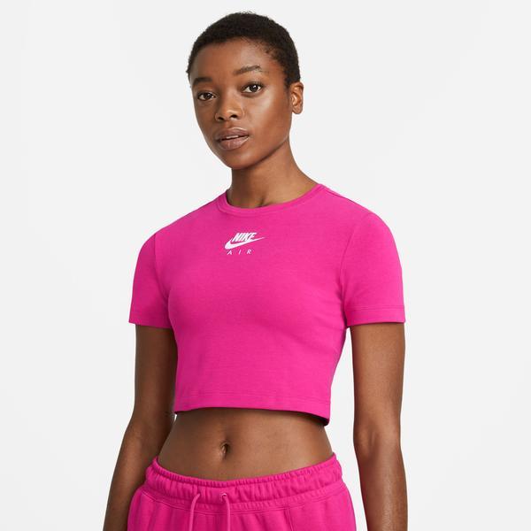 Nike  Kadın Pembe T-Shirt