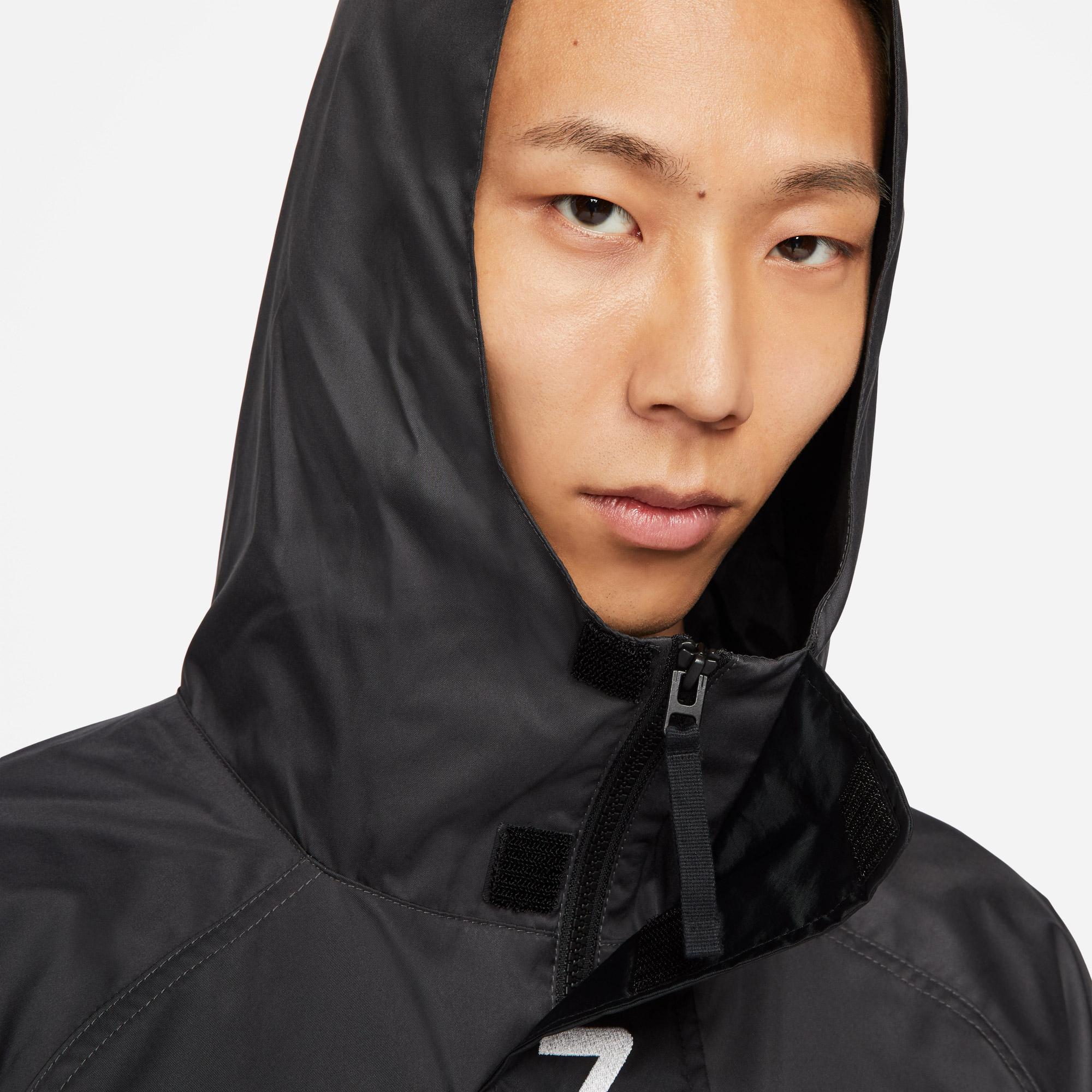 Nike Air Erkek Siyah Ceket