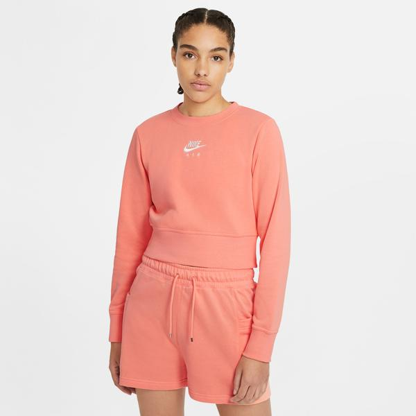 Nike Air Kadın Turuncu Sweatshirt