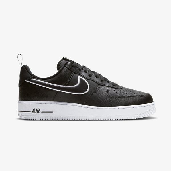 Nike Air Force 1 Erkek Siyah Spor Ayakkabı