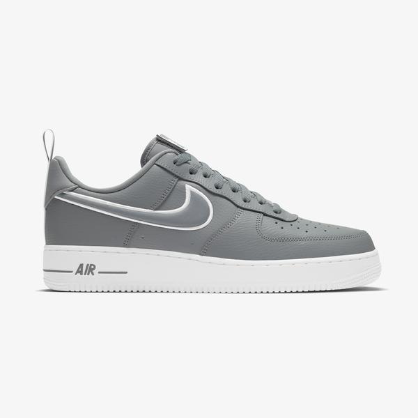 Nike Air Force 1 Erkek Gri Spor Ayakkabı