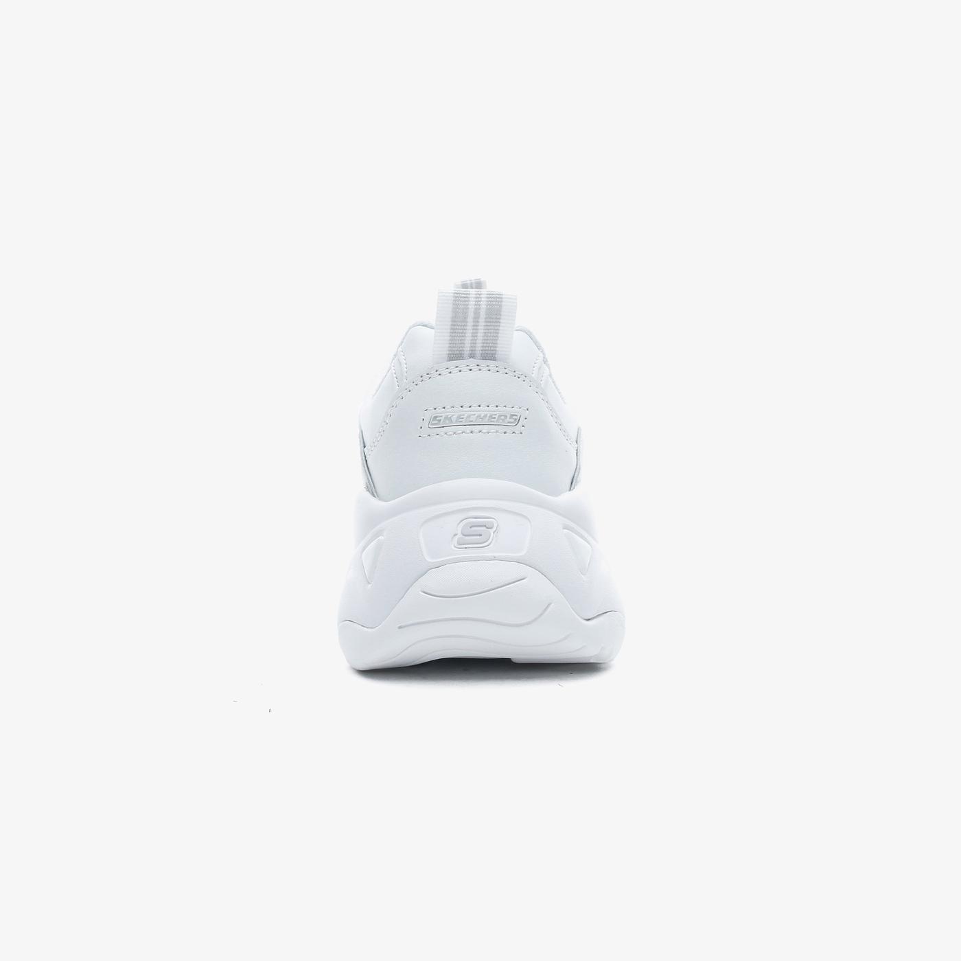 Skechers D'Lites 3.0-Proven Force Kadın Beyaz Spor Ayakkabı