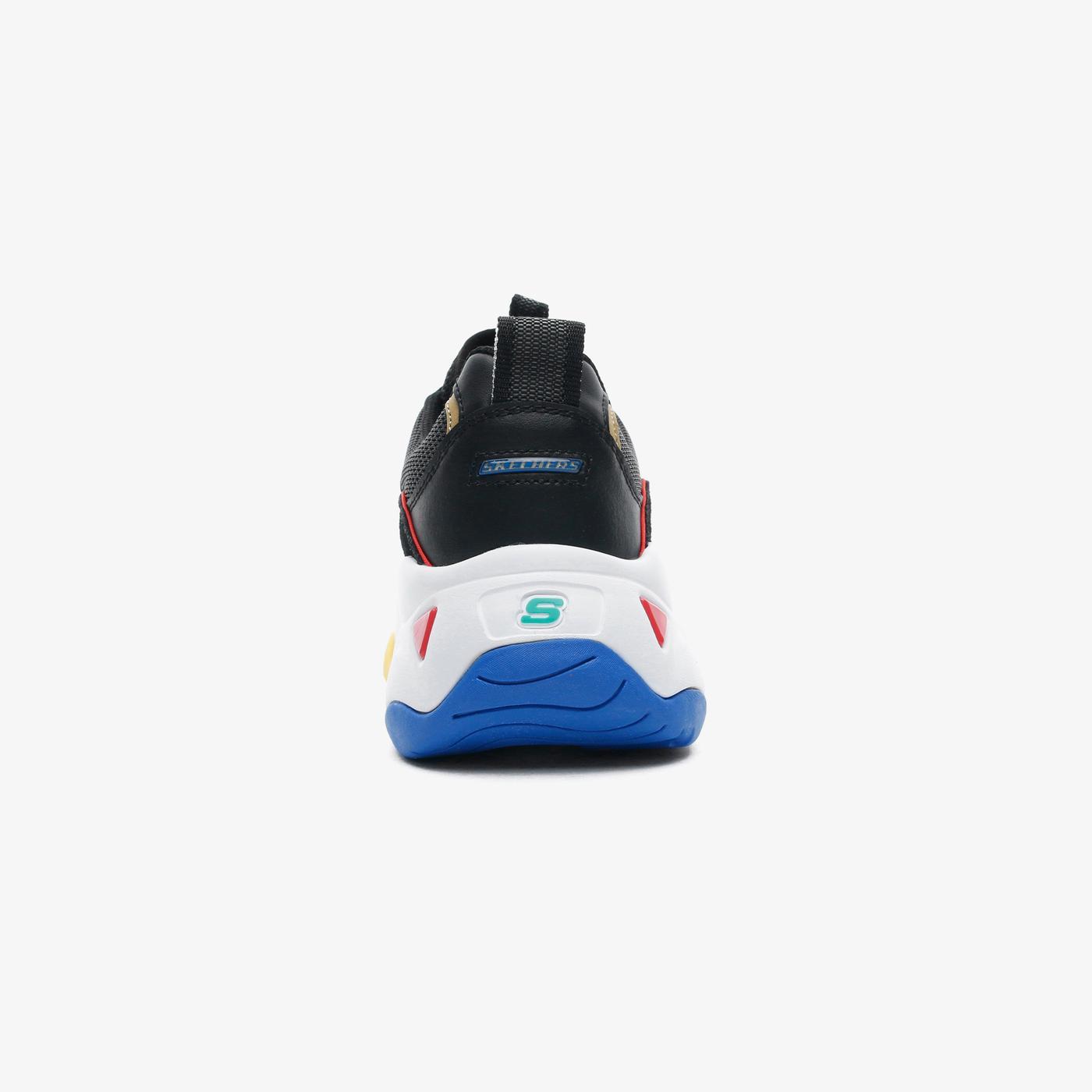 Skechers D'Lites 3.0 - Menlo Park Kadın Siyah Spor Ayakkabı