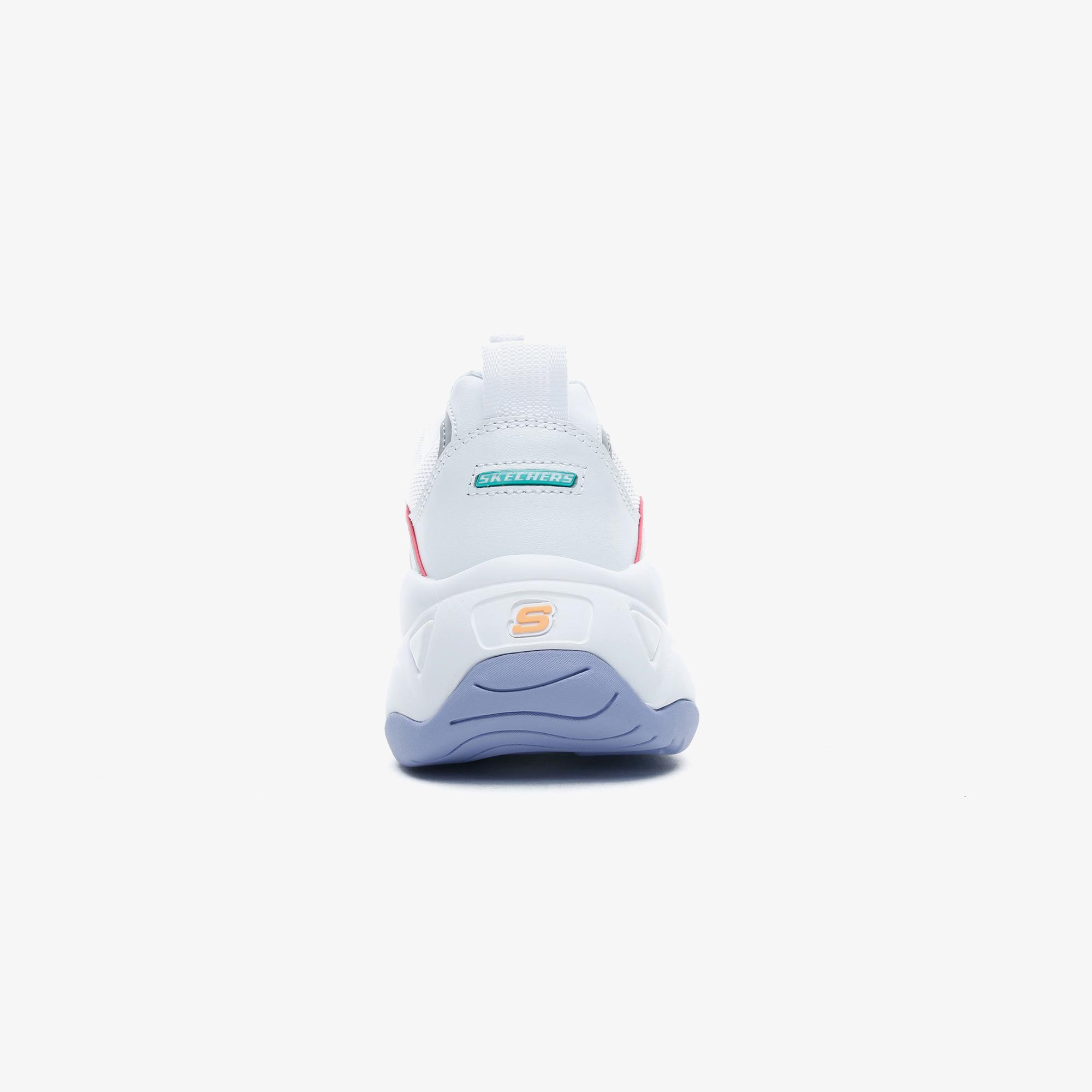 Skechers D'Lites 3.0 - Menlo Park Kadın Beyaz Spor Ayakkabı