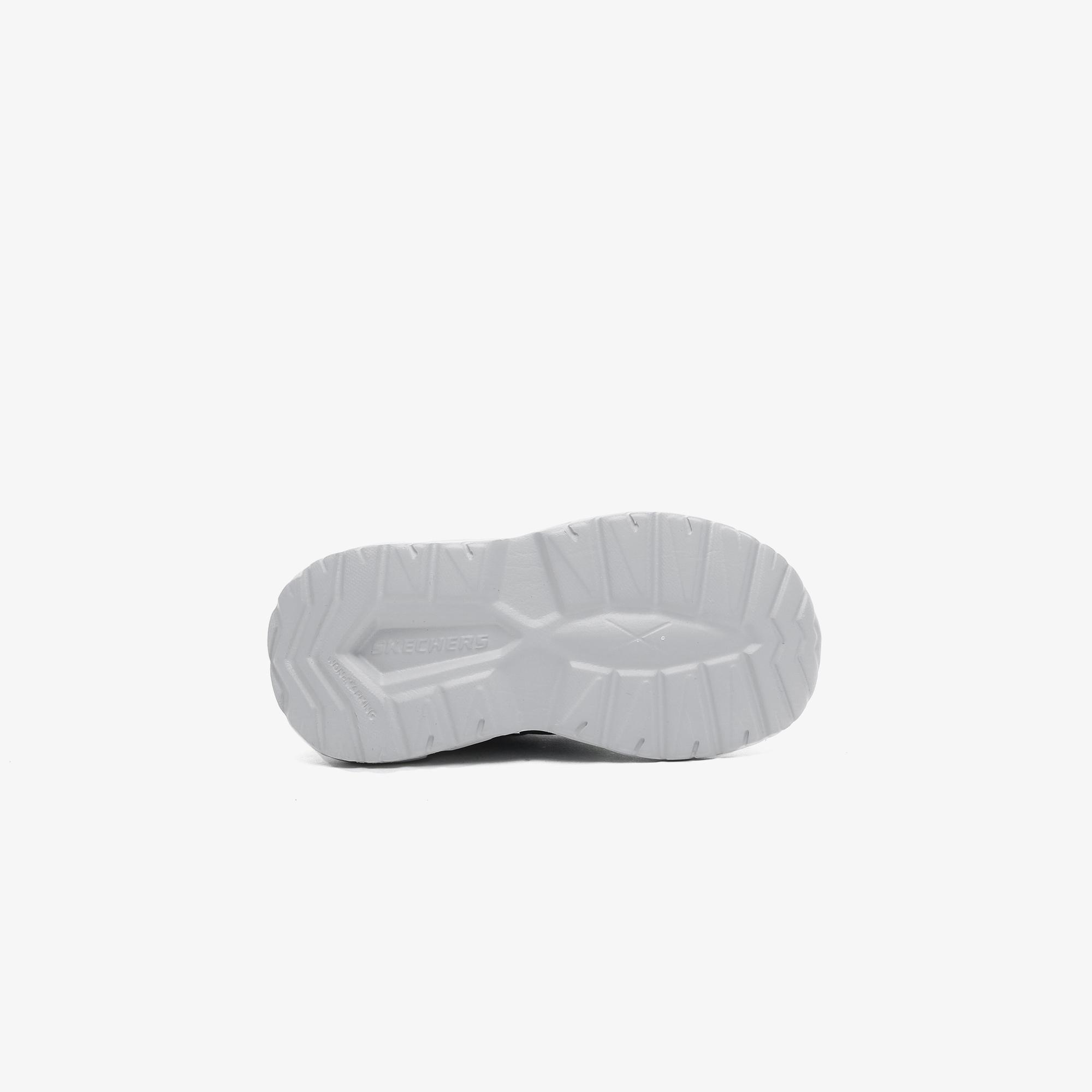 Skechers Magna-Lights Bebek Siyah Spor Ayakkabı
