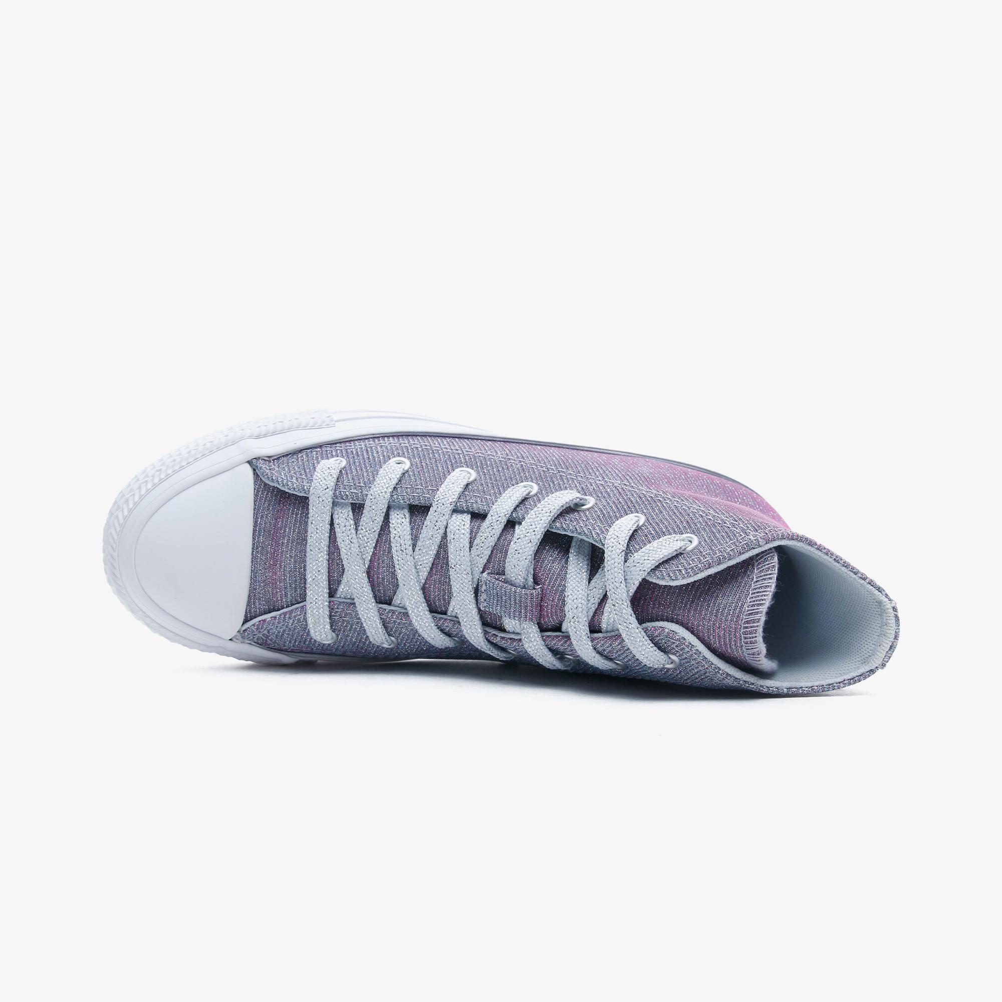 Converse Chuck Taylor All Star Hi Kadın Gri Sneaker
