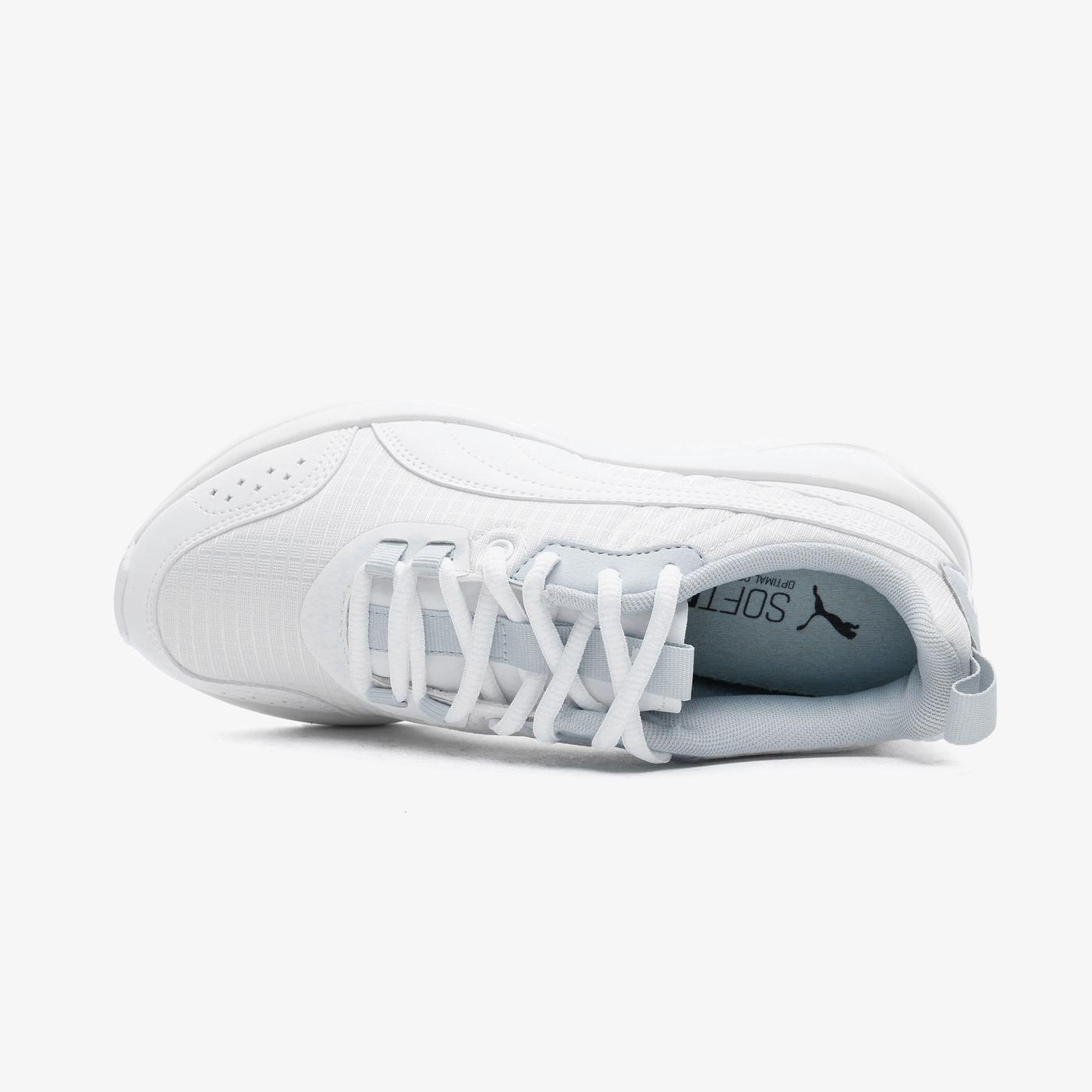 Puma Nuage Run Kadın Beyaz Spor Ayakkabı