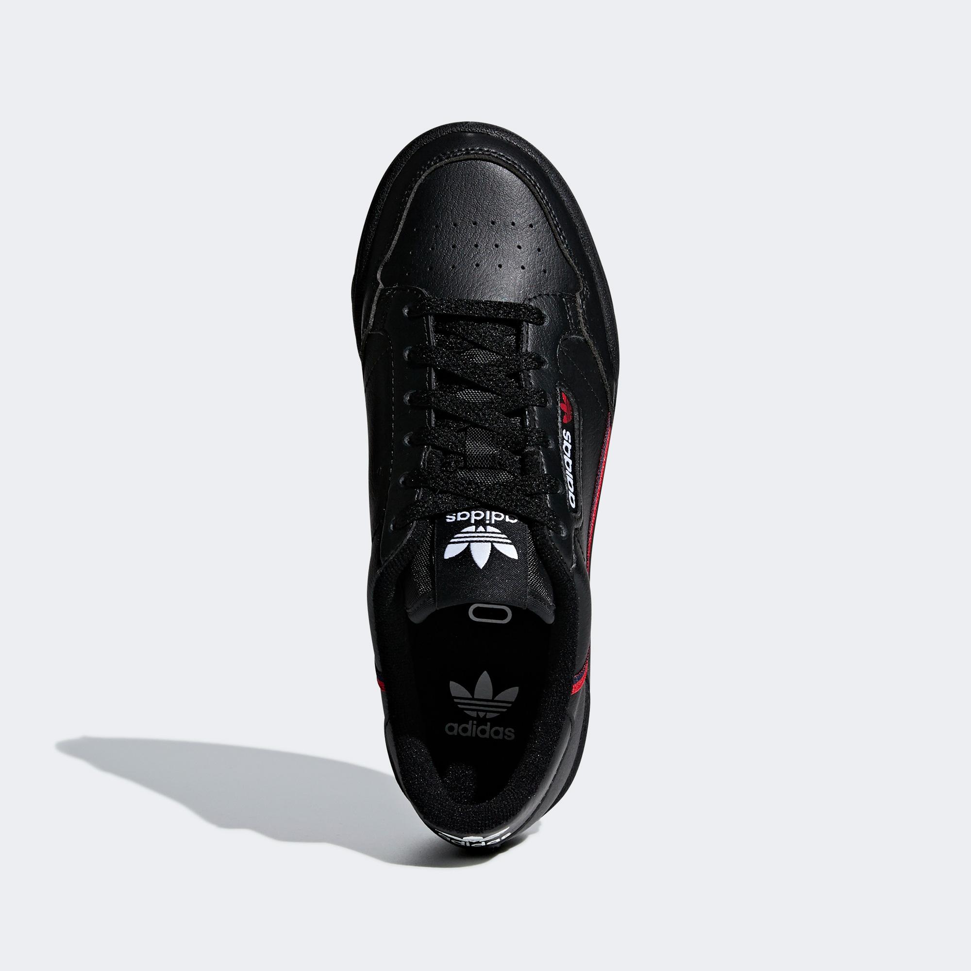 adidas Continental 80 Kadın Siyah Spor Ayakkabı
