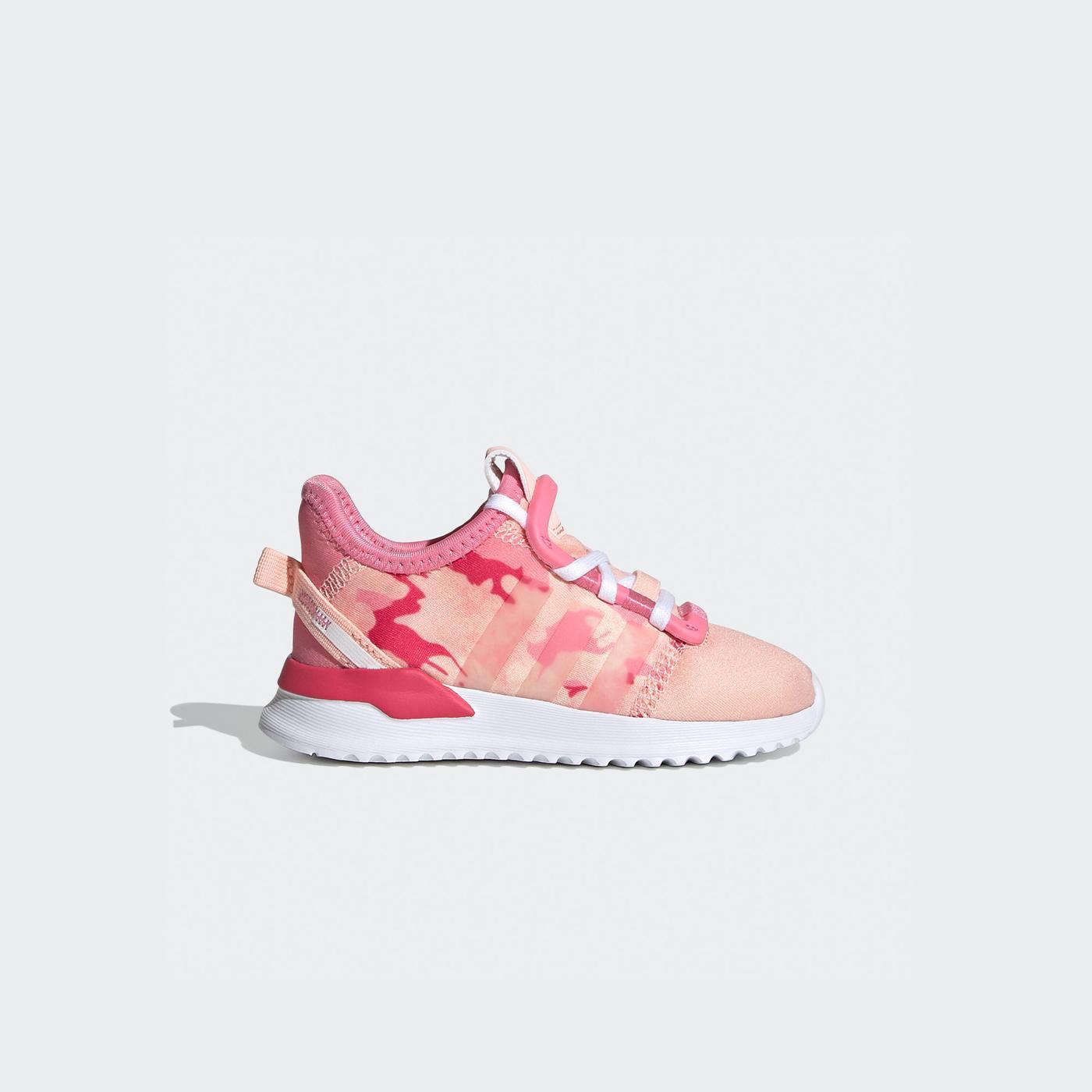 adidas U_Path Run Bebek Pembe Spor Ayakkabı