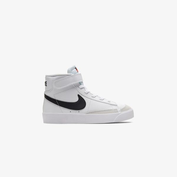 Nike Blazer Mid '77 Çocuk Beyaz Spor Ayakkabı