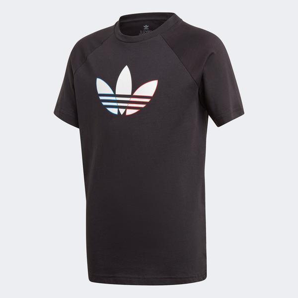 adidas Çocuk Siyah T-Shirt