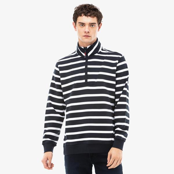 Nautica Erkek Lacivert Sweatshirt