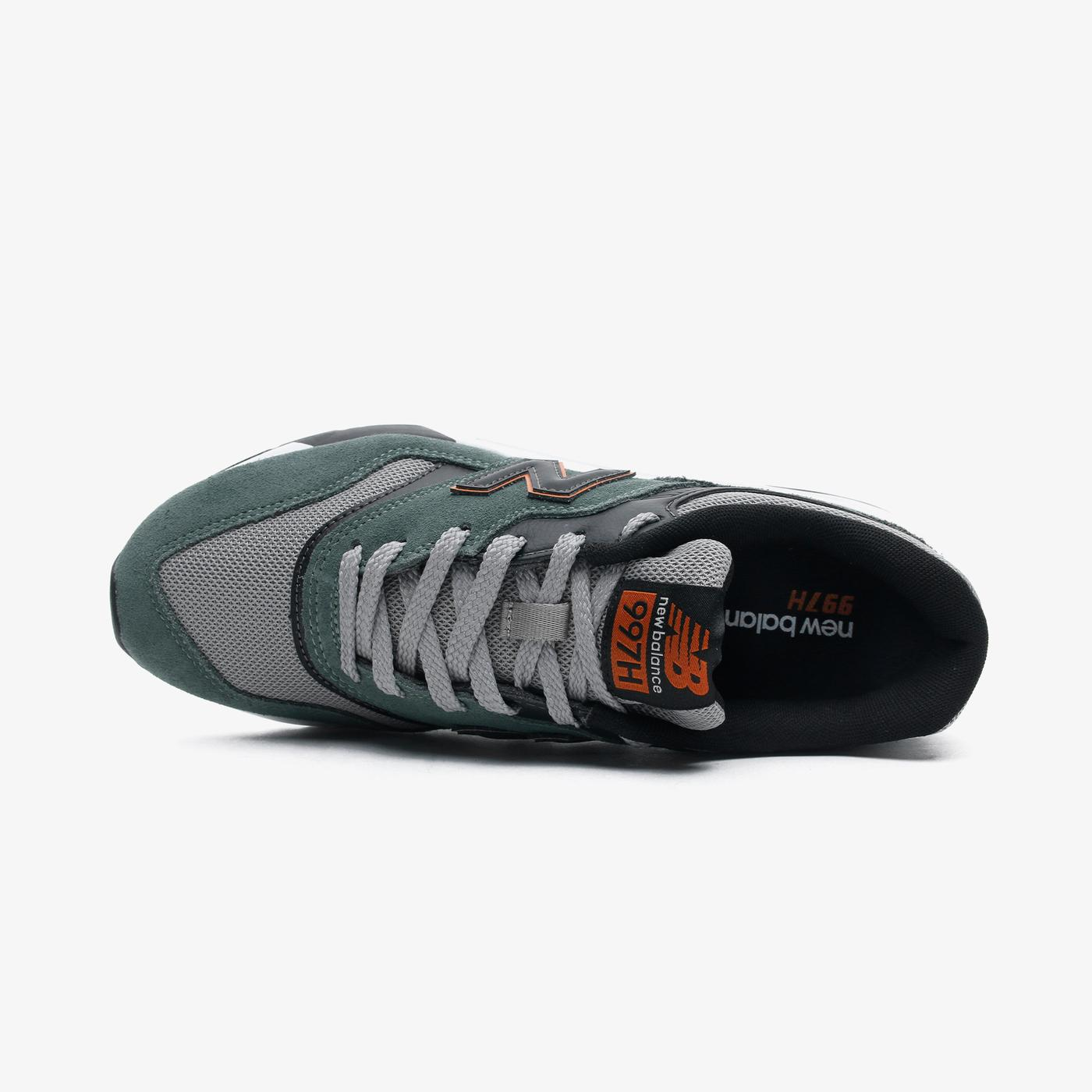 New Balance 997 Erkek Yeşil Spor Ayakkabı