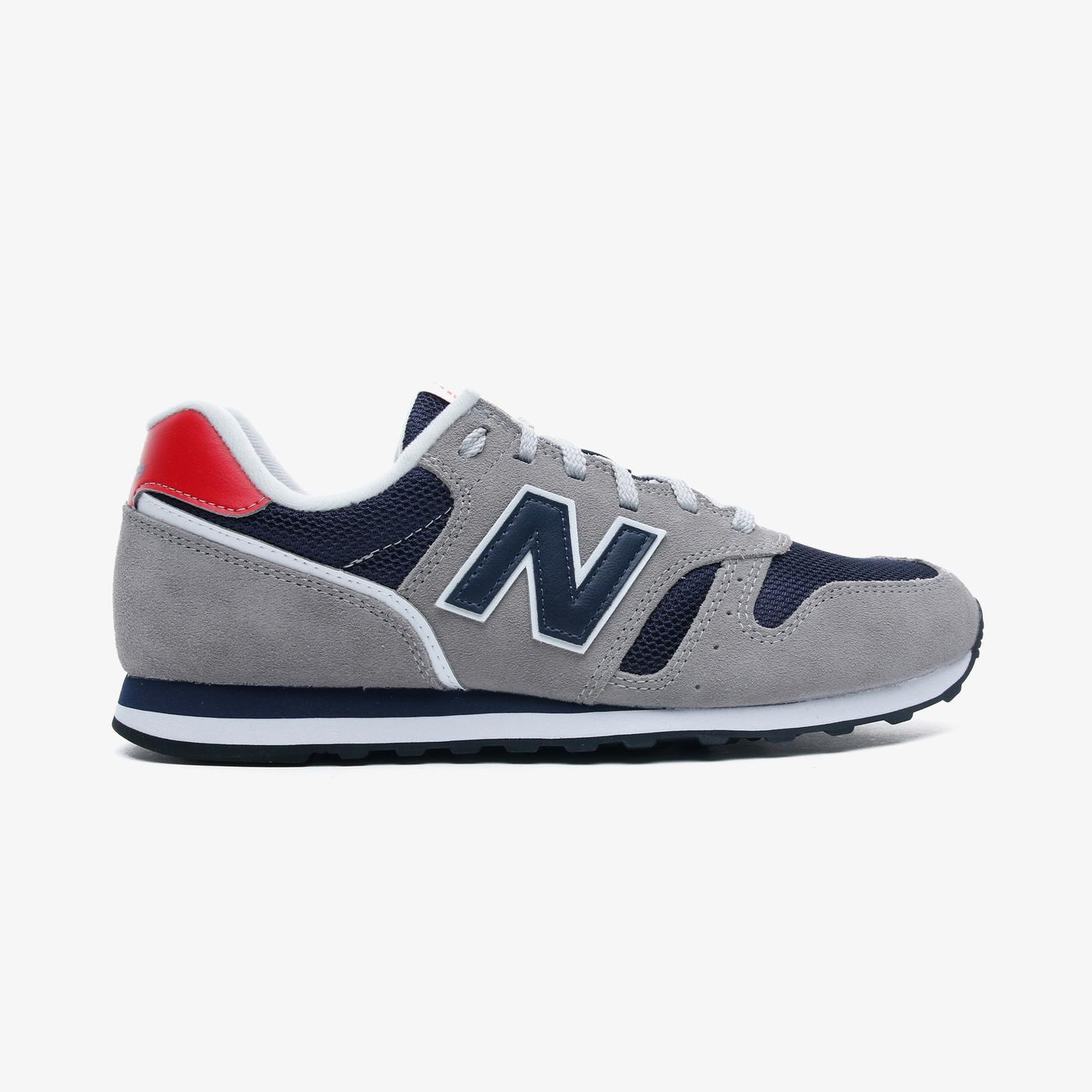 New Balance 373 Erkek Gri Spor Ayakkabı