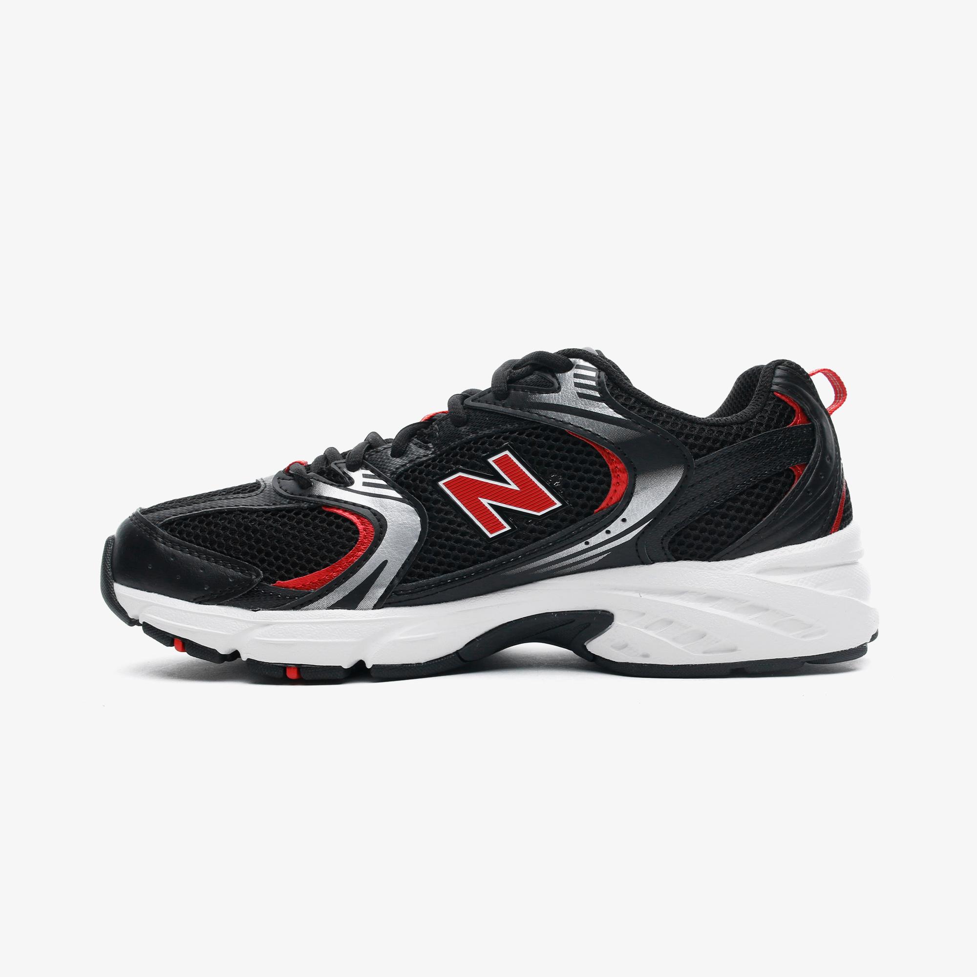 New Balance 530 Erkek Siyah Spor Ayakkabı
