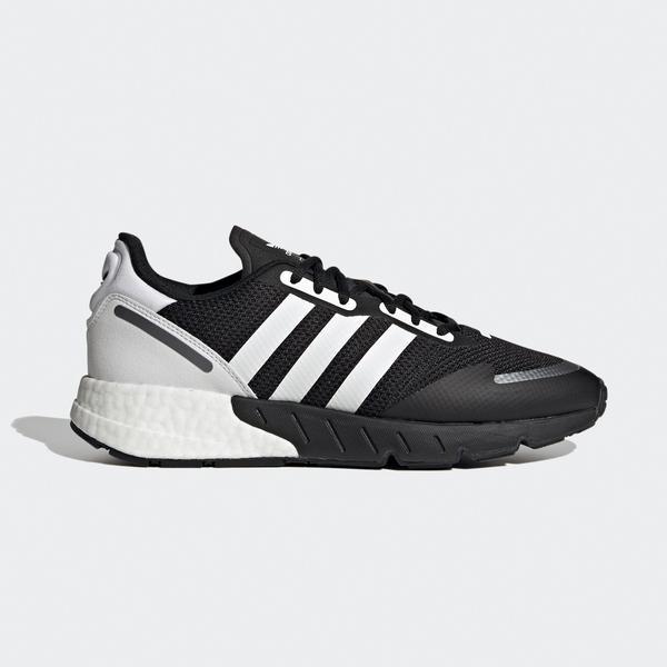 adidas Zx 1K Boost Erkek Siyah Spor Ayakkabı