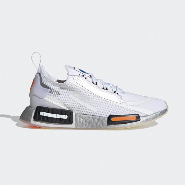adidas NMD_R1 Spectoo Erkek Beyaz Spor Ayakkabı