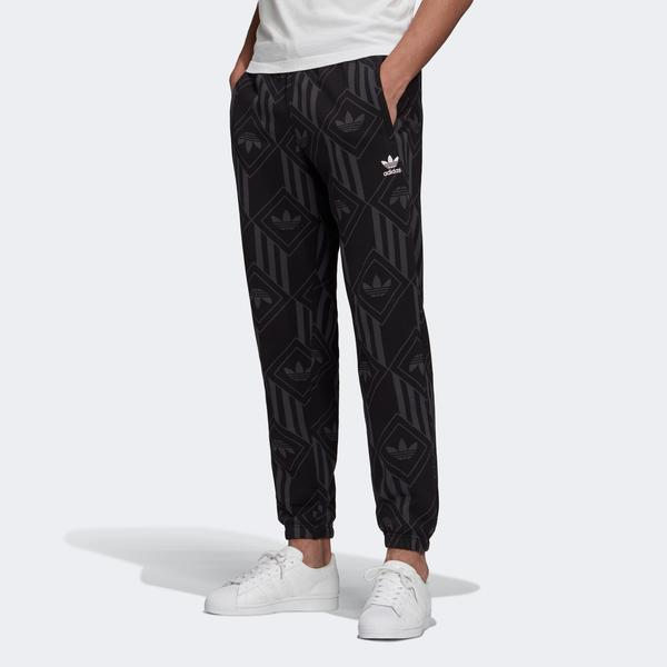 adidas Mono Sp Tnl Erkek Siyah Eşofman Altı